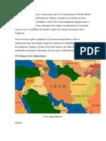 19. Conflitos No Oriente Medio- Israel e Palestina (I)