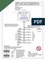 1447 - Sb6c - Simulador Bico 6 Cilindros