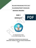 BAB II Modality