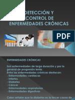 DETECCIÓN Y CONTROL DE ENFERMEDADES CRÓNICAS
