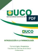 1.1 - INTRODUCCION A LA FARMACOLOGIA.pptx