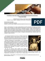El sistema de neuronas espejo y el procesamiento facial de las emociones-El caso del miedo.pdf