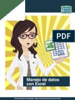 Manejo de Datos Con Excel Actividad 4