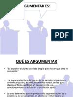 Argument Ar
