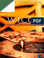WICCA Guia Para El Practicante Solitario - Cunningham Scott