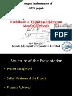 Kozhikode & Thiruvananthapuram Monorial Project(1)