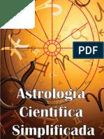 Astrología Cientifica Simplificada - Max Heidel