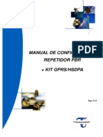 Manual Repetidor Thaumat Esp v1