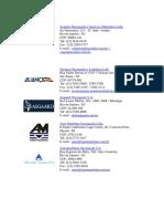 Lista Cias de Navegação e Serviços Marítimos (1)