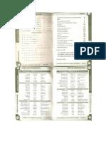 Librillo de Formulas