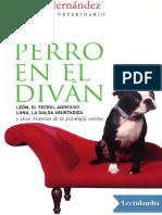 Un Perro en El Divan - Pablo Hernandez Garzon