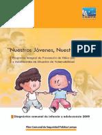 Diagnostico Infancia y Juventud Lampa
