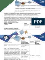 Guía de Actividades y Rúbrica de Evaluación – Fase 0 – Reconocimiento Del Curso y Actores