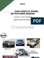 Curso Nissan Neodi