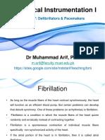 Lecure-7 Defibrillators & Pacemakers