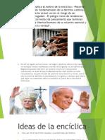 Enciclica Doctrina - Verdad Esplendorosa