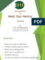 Mentoring Presentation 5