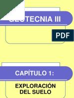Geotecnia III