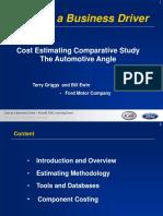 Automotive - Comparative Study
