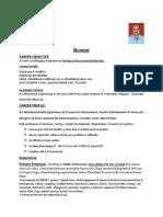 Resume User 9678
