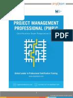 PMP eBook Latest-Simplelearn