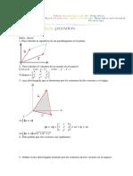 Guia -Ejercicios de Algebra Vectorial.