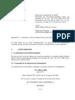 C-792-14 - Texto Fallo Inexequible Omisión Legislativa Sobre Apelación de Fallos Penales Condenatorios en Primera Instancia