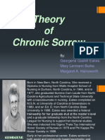 Theory of Chronic Sorrow