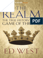 The Realm _ the True History Behind Game of Thrones - Ed West