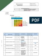Risk Assessment (Welding) v01