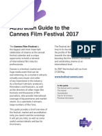 Cannes Guide 2017