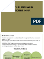 Town Planning in Ancient India
