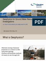 Geophysics for Gw