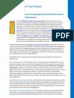 5th Gen Intel Core Factsheet