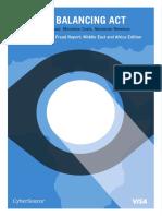 MEA Fraud Report 2016