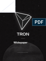 Tron Whitepaper 0820 V14.Zh CN.en