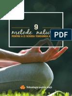 9 metode naturale pentru a-ți scădea tensiunea arterială.pdf