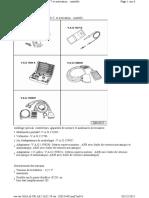 7 Relais de Pompe à Carburant -J17- Et Activation - Contrôle
