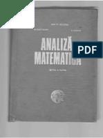 Analiza a Editia a IVa M Nicolescu S Marcus N Dinculeanu