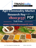 NCDEX Commodity Weekly Report for 28-08-2017 to 01 September by TradeIndia Research