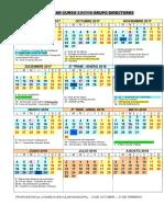 Calendario 2017-18