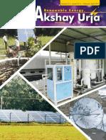 Akshay Urja February-April '16 English