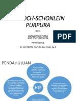 HENOCH-SCHONLEIN PURPURA.pptx