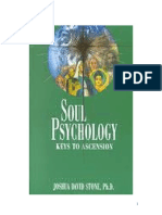 Joshua David Stone Soul Psychology Keys to Ascension