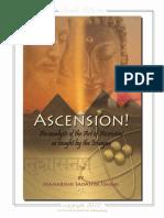 Maharishi Sadasiva Isham-Ascension