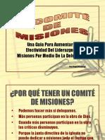 Com It e de Misiones