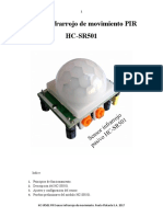 Manual Del Usuario Sensor de Movimiento Pir Hc Sr501