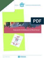 EDUCACIÓN ARTÍSTICA EN EL NIVEL INICIAL DIRECCIÓN GENERAL DE ESCUELA.pdf