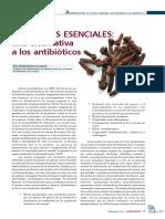 Los-Aceites Esenciales Una Alternativa a Los Antibioticos