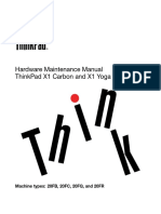 Thinkpad X1 Carbon-Manual